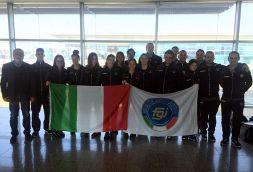 L'ItalTramp in partenza per gli Europei di Baku