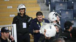 Turchia, aperta l'inchiesta per incidenti allo stadio