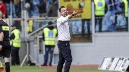 Benevento in emergenza contro il Verona