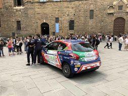 Rally: 2018 super per Ciuffi su Peugeot