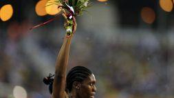 Atletica: a Doha Semenya domina i 1.500
