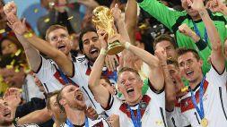 Gli economisti: Germania favorita a Mondiali