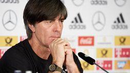 La Germania prepara i Mondiali in Alto Adige