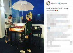 Icardi, festa sfrenata nel super attico con Wanda Nara