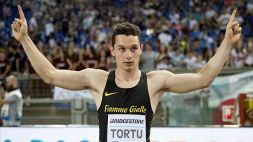Tortu, che emozione correre all'Olimpico