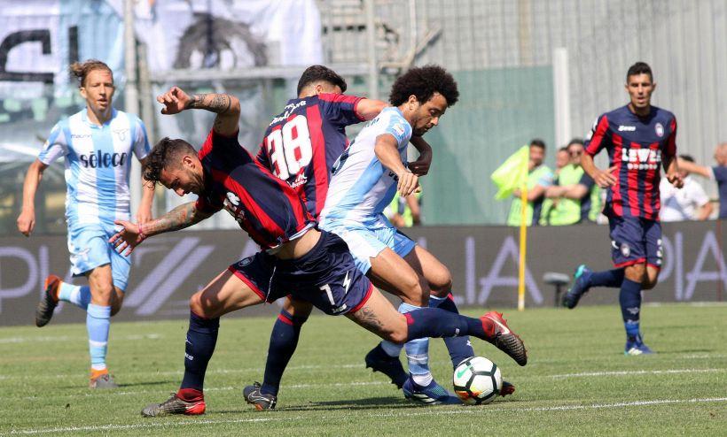 Serie A: Crotone-Lazio 2-2, le pagelle
