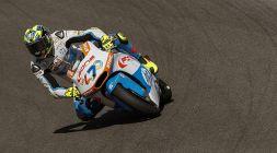 Moto2: Spagna, Baldassarri in pole