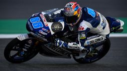 Moto3: Spagna, Jorge Martin in pole