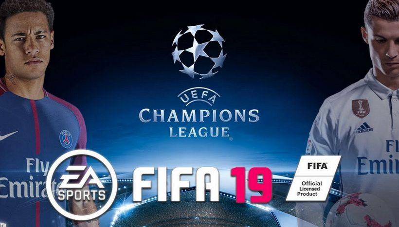 Fifa 19 avrà la Champions League, ecco tutte le novità