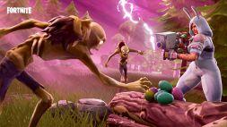Gli screenshot di Fortnite, il videogioco del momento