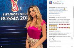 Chi è Giorgia Rossi, il volto Mediaset dei Mondiali