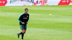 """Cristiano Ronaldo: """"Portogallo come nel 2016"""""""