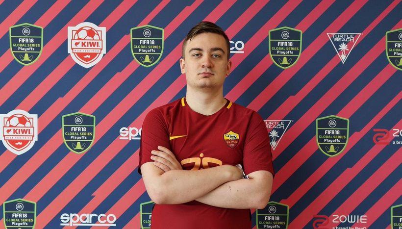 "Chi è Damian ""Damie"" Augustyniak, new entry dell'AS Roma eSport"