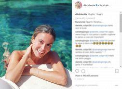 Diletta Leotta, addio calcio: nuova avventura per la conduttrice