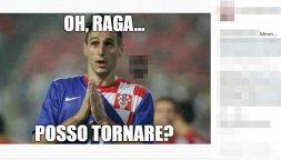 Mondiale, Kalinic out e Croazia in finale: dilaga l'ironia social