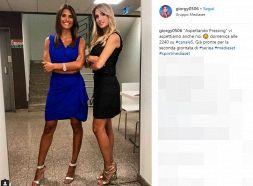 Giorgia Rossi e Elena Tambini, le regine dello sport Mediaset