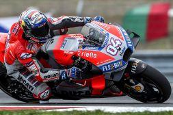 MotoGp: Dovizioso parla del Gp di Silverstone