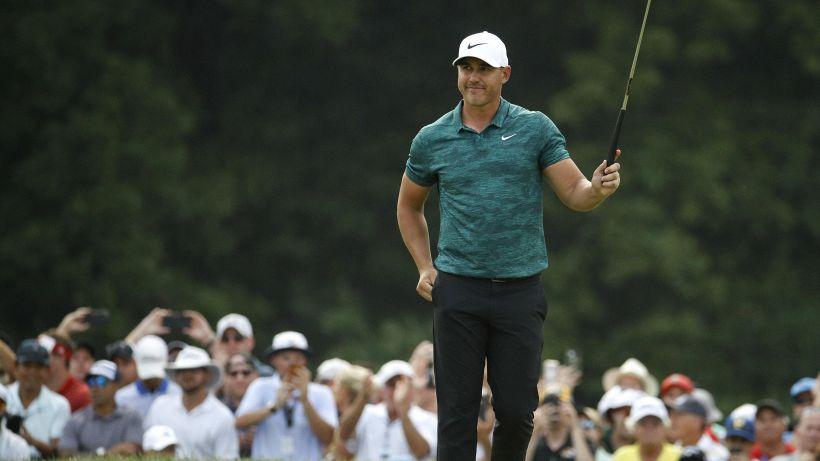 Golfista dell'anno, Koepka super favorito