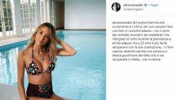 Alice neo mamma in bikini: Morata difende la moglie dagli haters