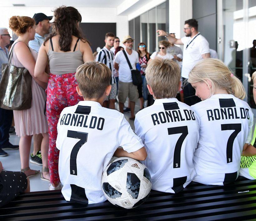 Serie A: 125 mln da sponsor sulle magliette