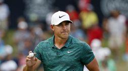 Golf: quartetto in testa a Northern Trust