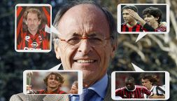 Tifosi Milan bocciano i due suggerimenti di Pellegatti