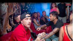 Nainggolan in discoteca con Fabrizio Corona