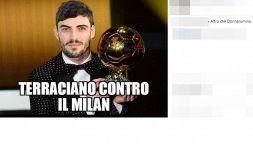 Il Milan non vince più, la delusione social dei tifosi