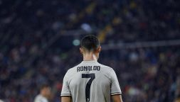 Ronaldo 'congelato' in FIFA 19, cala il titolo Juventus in borsa