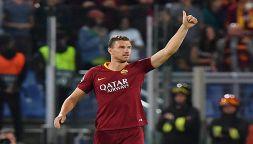 Edin Dzeko, l'uomo chiave per la Roma: ecco le sue skill vincenti