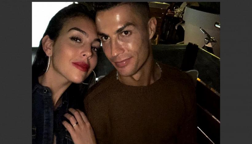 Caso Cristiano Ronaldo: così Georgina gli sta vicino