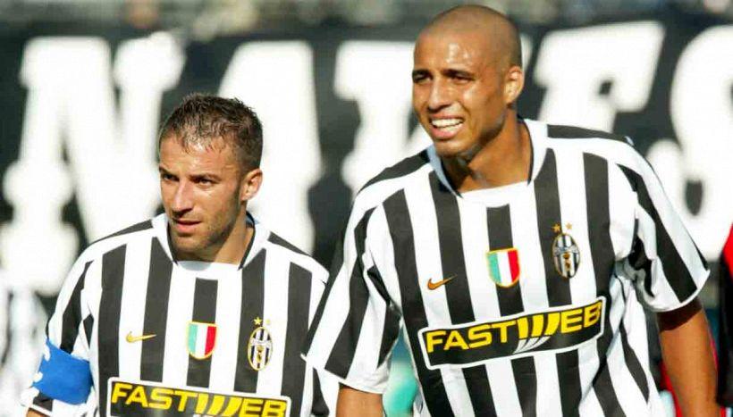 Juve, l'annuncio di Trezeguet su Del Piero fa sognare i tifosi