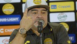 """""""Maradona soffre da tempo di infermità, trattatelo bene"""""""