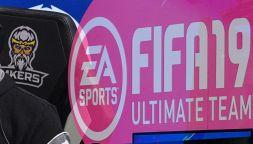 La maglia dei Mkers in FIFA 19: prima volta in Italia