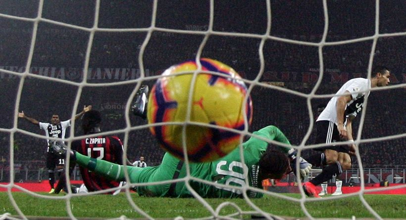 Serie A: Milan-Juventus 0-2