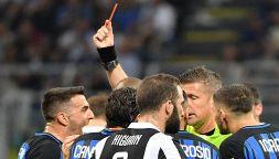 Orsato arbitro della Juve divide il mondo dei social