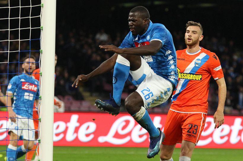 Serie A: Napoli-Spal 1-0