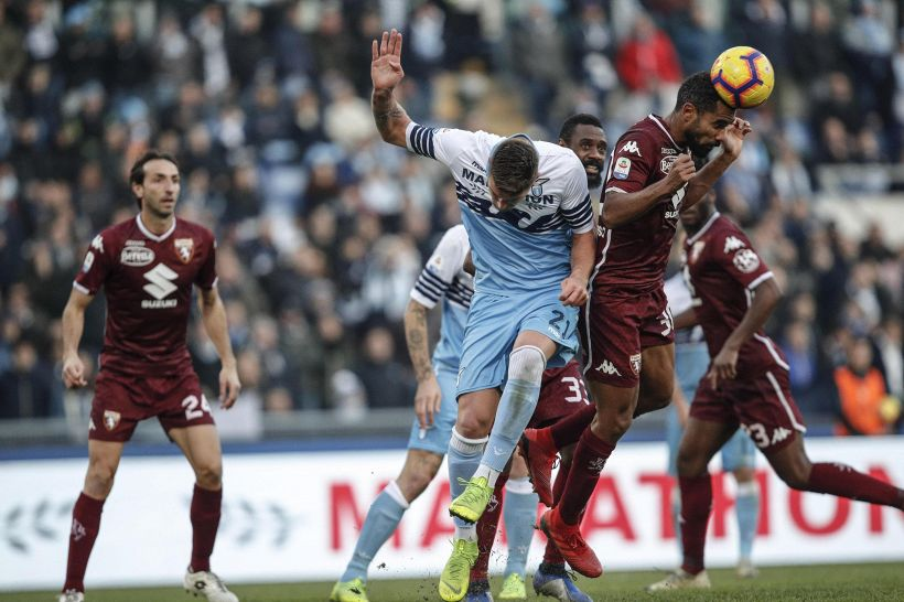 Serie A: Lazio-Torino 1-1