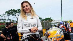 Sophia Floersch, pilota miracolata: lo spaventoso incidente