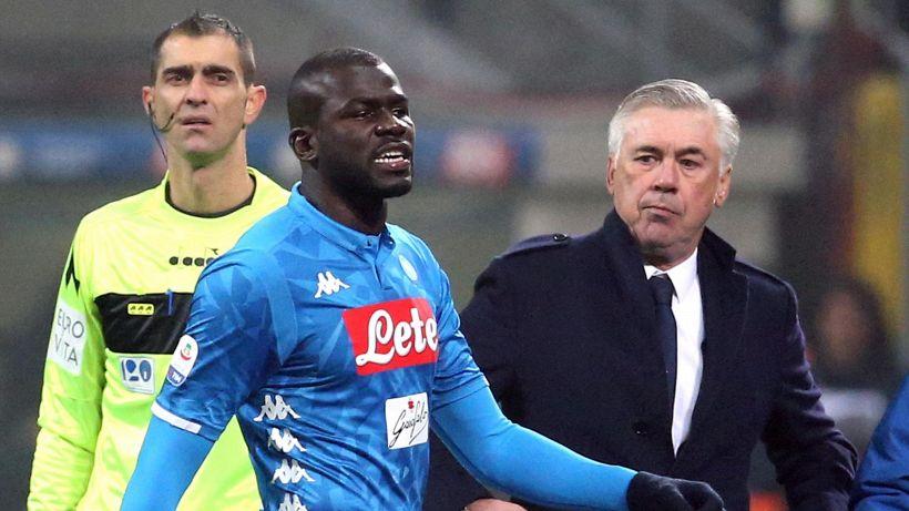 Il Napoli non sa più vincere, i tifosi trovano i colpevoli