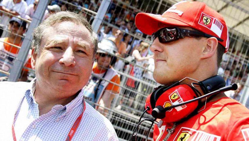 Todt rivela: Ho visto Gp Brasile assieme a Schumacher