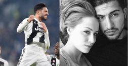 La Juventus si gode Emre Can, conosciamo Maria la sua fidanzata