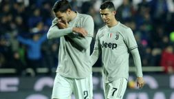 Juve e Roma k.o., il commento Rai bocciato dal web