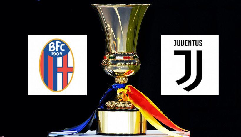 Bologna-Juventus di Coppa Italia, dove vederla in tv e streaming