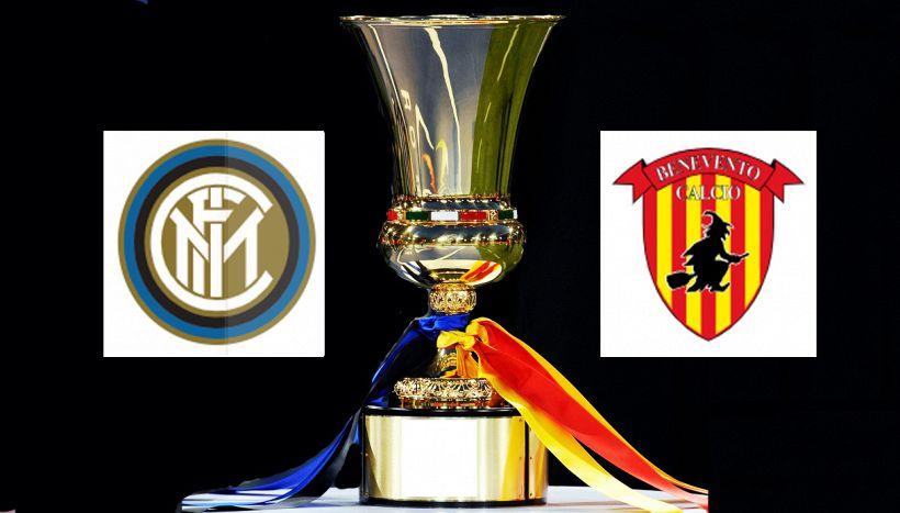 Inter-Benevento di Coppa Italia, dove vederla in tv e streaming