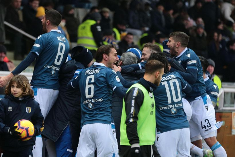 Serie A: Parma-Spal 2-3