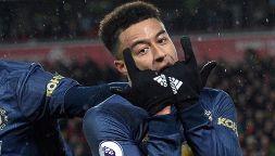 FIFA 19, Manchester United 'debole'. Ecco la risposta di Lingard