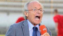 Pellegatti si espone, tifosi Milan lo bocciano: Non è merito suo