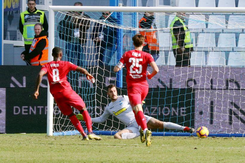 Serie A: Spal-Fiorentina 1-4
