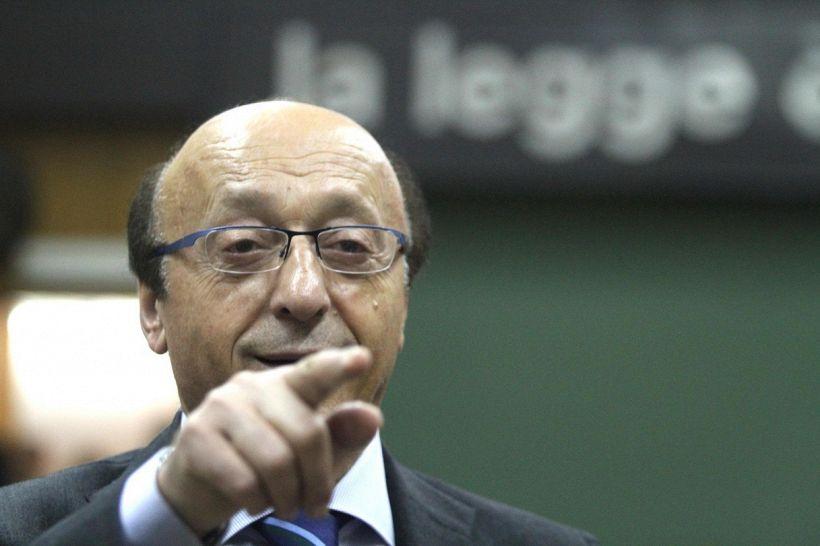 La rivincita di Moggi su Calciopoli